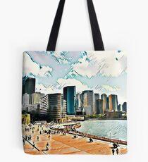 Sydney, NSW, Australia Tote Bag