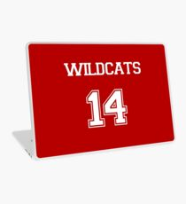 WILDCATS TROY BOLTON HIGH SCHOOL MUSICAL Laptop Skin