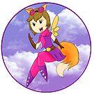 Kitsulie cute Avatar Chibi by Kitsulie