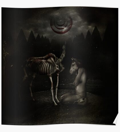 Spirit of Bone (the Red Moon Candle) Poster