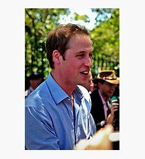 Prince William Photographic Print