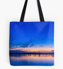 The Sunset Reflection Tote Bag