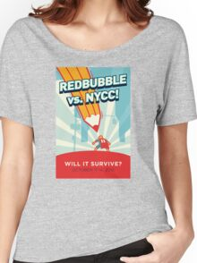RedBubble vs. NYCC Women's Relaxed Fit T-Shirt