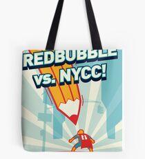 RedBubble vs. NYCC Tote Bag