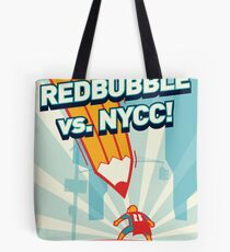 RedBubble vs. NYCC Tote Bag