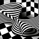 Opart - Black and White by mademesmile