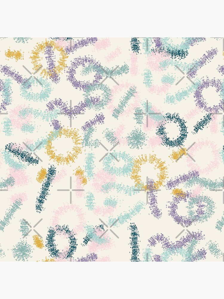 Playful #redbubble #abstractart by designdn