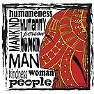 Human by Piotr Dulski