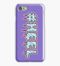 #HEEL - Pastel A iPhone Case/Skin