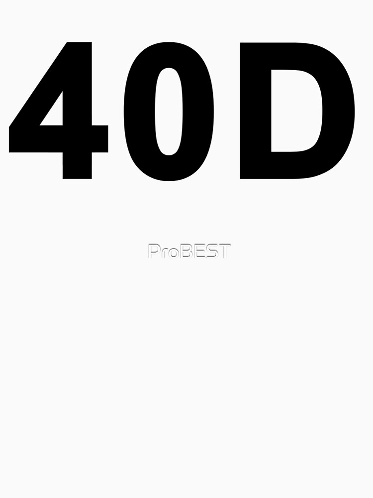 40D by ProBEST