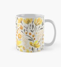 Yellow field Mug