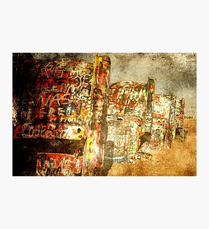 Tempi Passati  Photographic Print