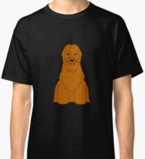 Briard - Gift For Briard Lover Dog Breed Classic T-Shirt
