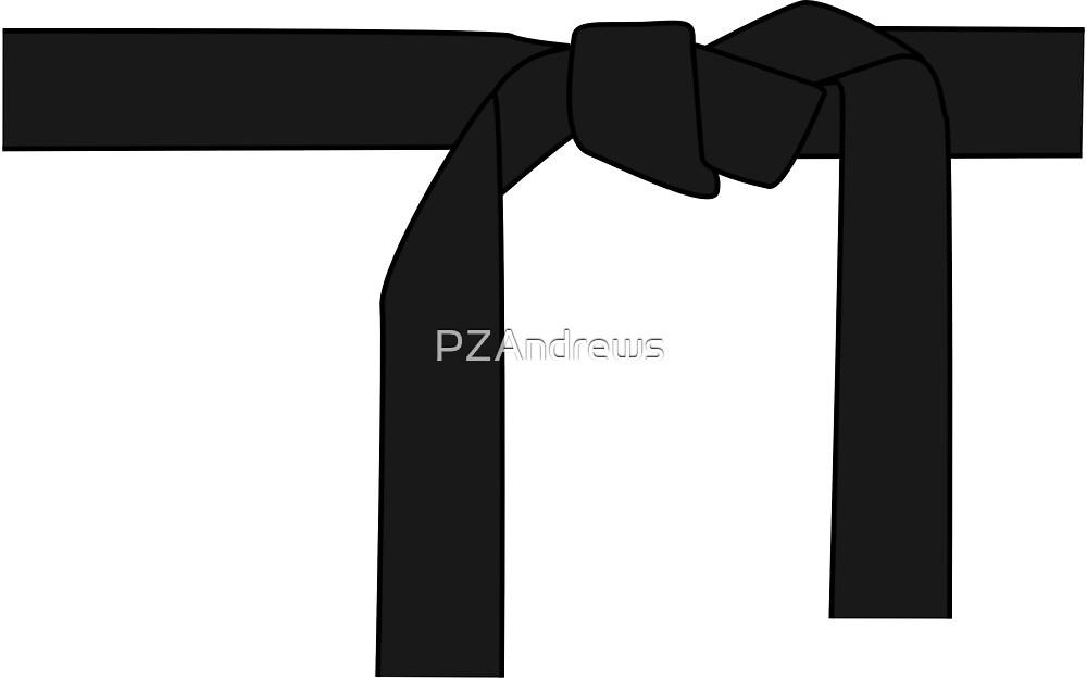 Black Belt by PZAndrews