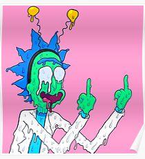 Rick Sanchez Poster