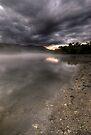 Stormy Glow by Michael Treloar