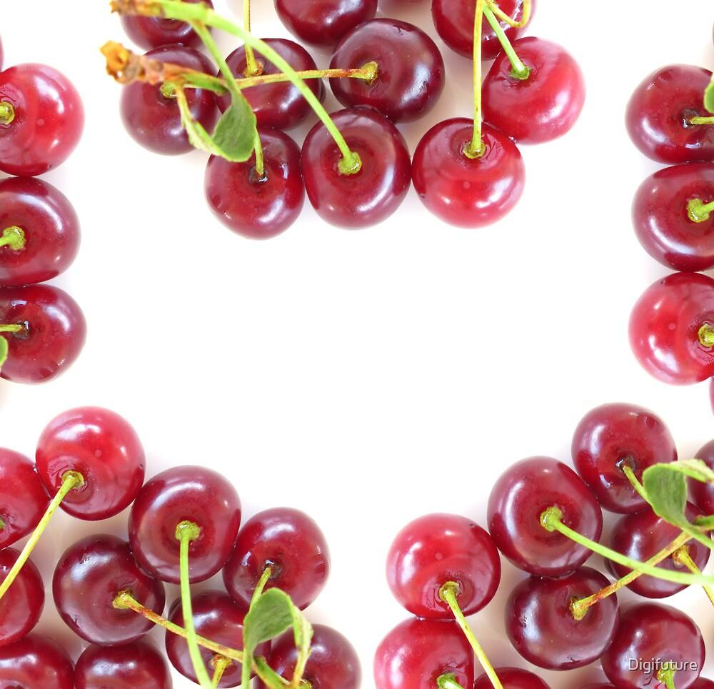 Juicy Cherries by Digifuture