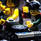 DJ Brick by Dan Phelps