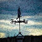 Snows A Commin by linaji