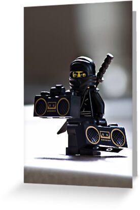 The Black Ninja by Dan Phelps