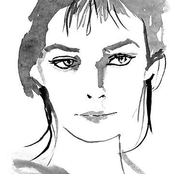 Marie Laforet by pechane