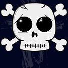 Sad Skull by CJSDesign by CJSDesign