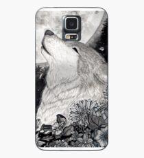 Lobo lunar Case/Skin for Samsung Galaxy