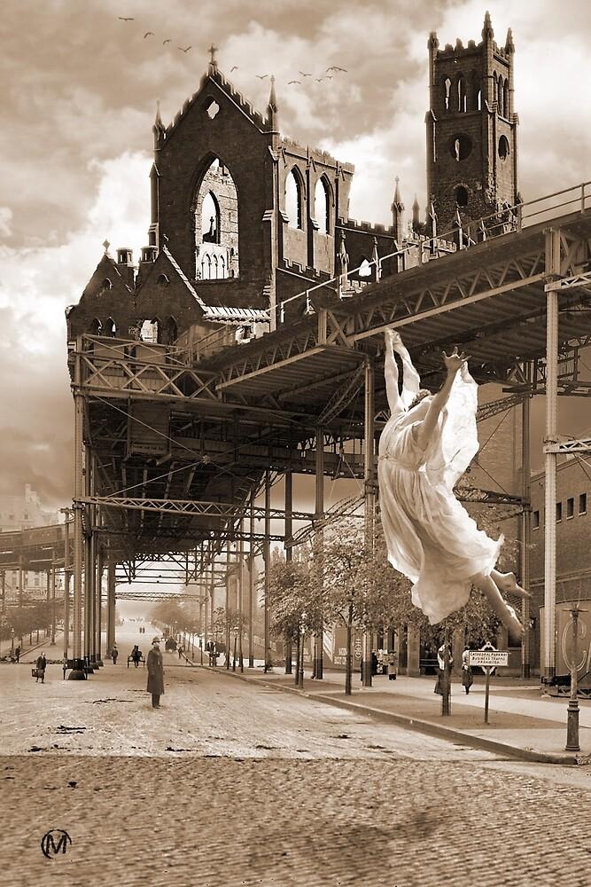 Angels in the Air by Michael Douglas Jones