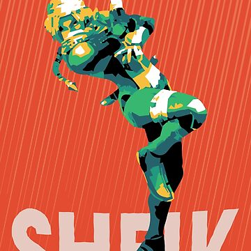 Sheik by Underbridge