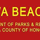 Haleiwa Beach Park by northshoresign