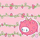 Strawbunny Patch by Binky's ™