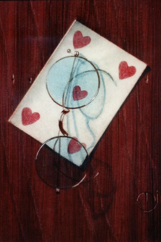 Heart Searching by Michael Douglas Jones