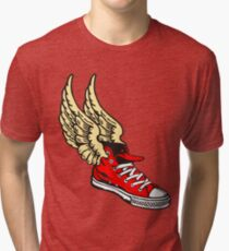 Winged Victory Mark II Tri-blend T-Shirt