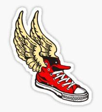 Winged Victory Mark II Sticker