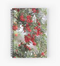 Merry Spiral Notebook