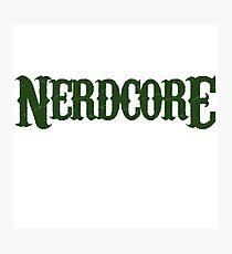 Nerdcore Photographic Print