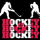 Hockey Canada Canadian Hockey by SportsT-Shirts