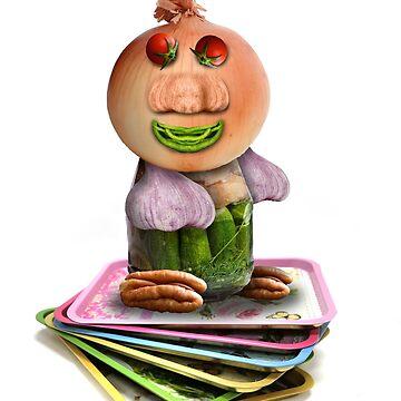 Onion Boy by GolemAura