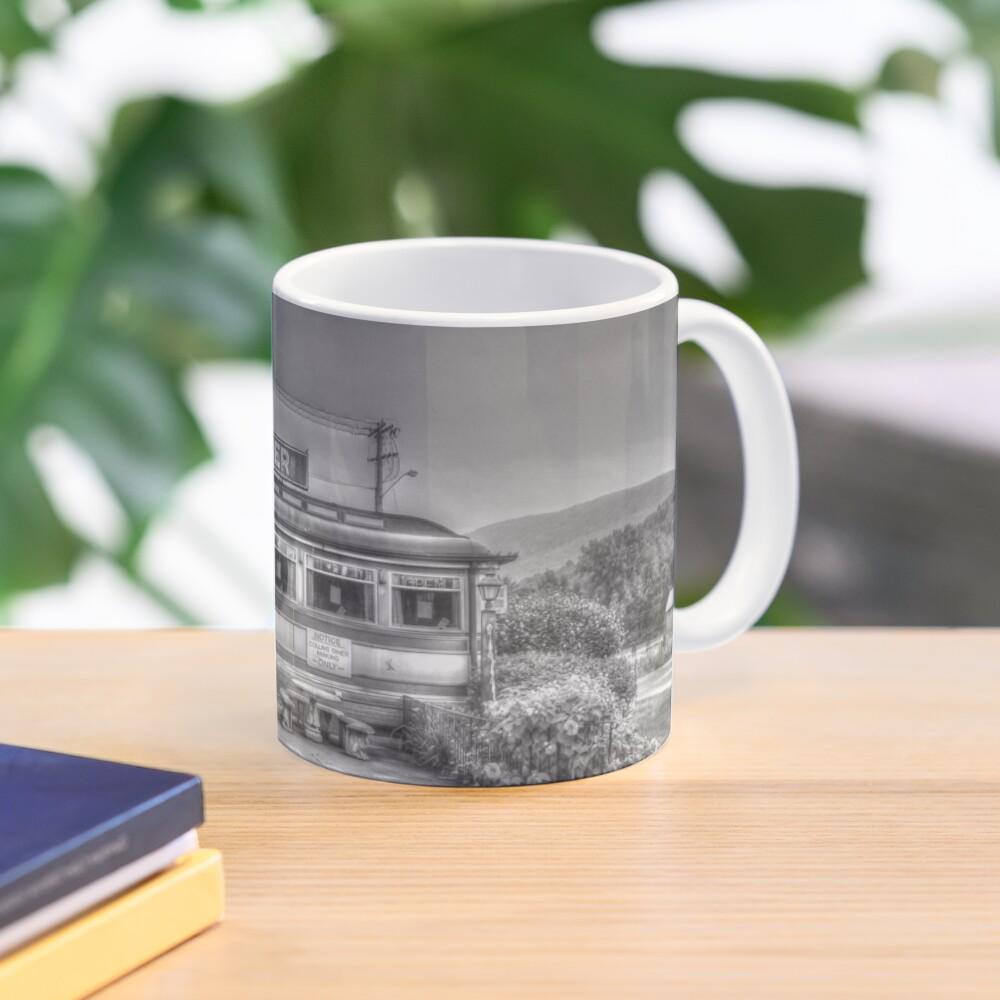 Collins Diner Mug