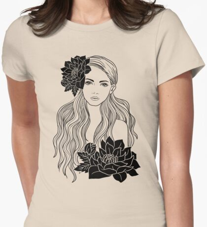 Tropical Girl T-Shirt