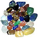 « Mes pierres préférées, amour, guérison, protection » par VataYellowSeed