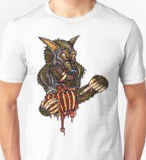 Werewolf With A Manwich Unisex T-Shirt