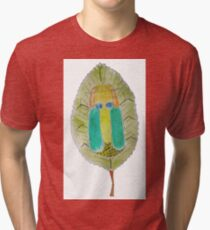 Camiseta de tejido mixto Insecto mágico