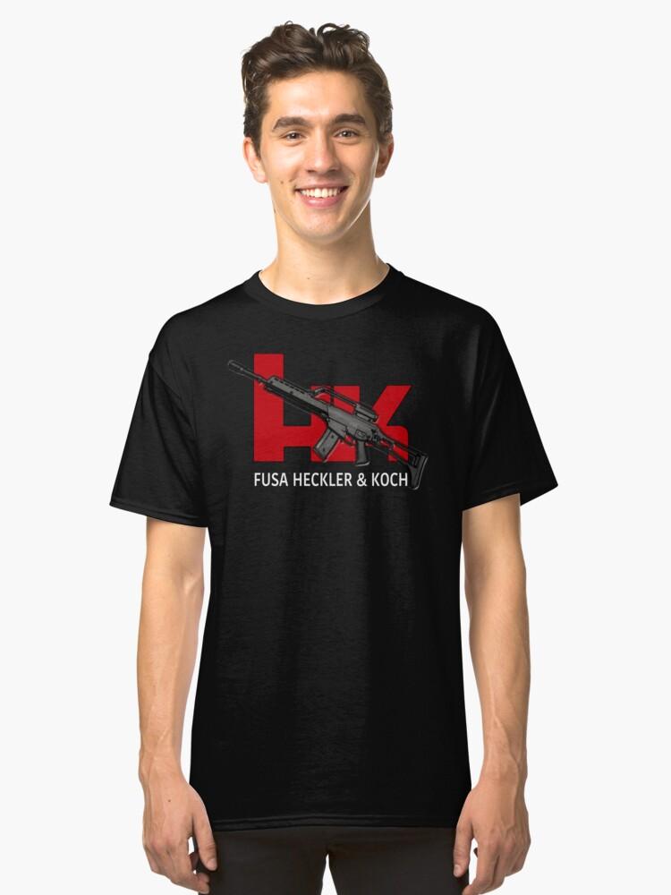 Fusa Hk White T Shirt By Infinitysd Redbubble