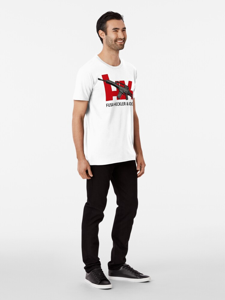 Fusa Hkg36 Black T Shirt By Infinitysd Redbubble