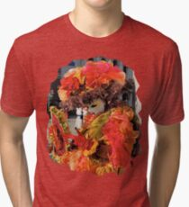 Lady in red Tri-blend T-Shirt