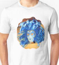 Blue blue blue Unisex T-Shirt
