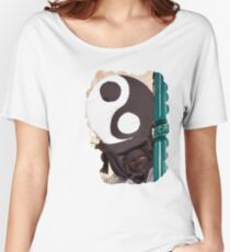 At the lamp post Women's Relaxed Fit T-Shirt