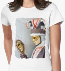 Vanity Womens Fitted T-Shirt