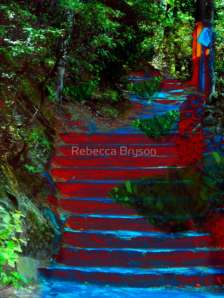 The Magic Staircase by Rebecca Bryson